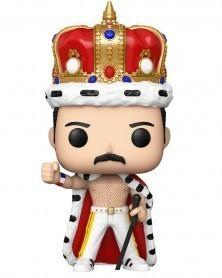 PREORDER! Funko POP Rocks - Queen - King Freddie Mercury