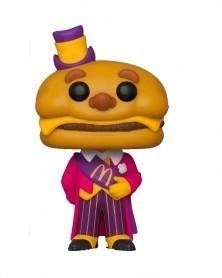 Funko POP Ad Icons - McDonald's - Mayor McCheese