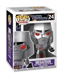 Funko POP Retro Toys - Transformers - Megatron, caixa