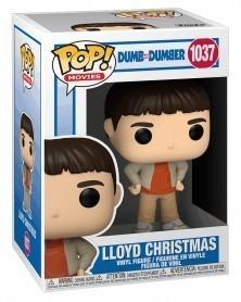 Funko POP Movies - Dumb & Dumber - Lloyd Christmas, caixa