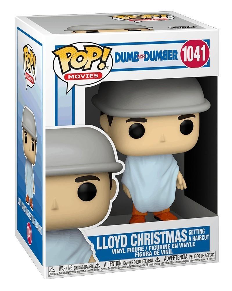 POP Movies - Dumb & Dumber - Lloyd Christmas (getting a haircut), caixa