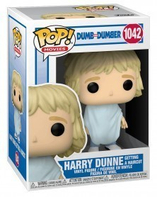 Funko POP Movies - Dumb & Dumber - Harry Dunne (getting a haircut), caixa