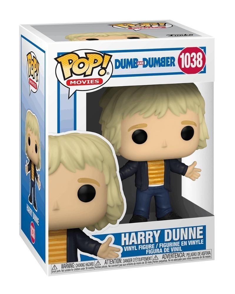 Funko POP Movies - Dumb & Dumber - Harry Dunne, caixa