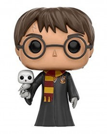 Funko POP Harry Potter - Harry Potter with Hedwig (31)