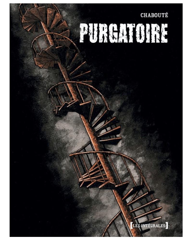 Purgatoire, de Chabouté (Edição Integral em Francês)