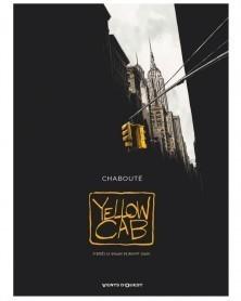 Yellow Cab, de Chabouté (Ed. Francesa)