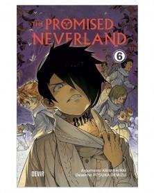 Promised Neverland vol.6 (Ed. Portuguesa)