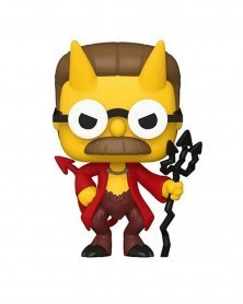 Funko POP TV - The Simpsons Treehouse of Horror - Devil Flanders