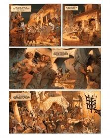 El Papa Terrible, de Jodorowsky & Theo (Ed.Integral em Castelhano) 2