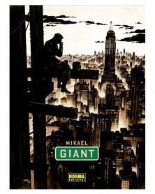 Giant, de Mikael (Ed.Integral em Castelhano) capa