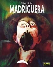 Madriguera, de Zidrou & Oriol (Ed. em Castelhano) capa