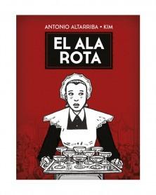 El Ala Rota, de Altarriba & Kim (Ed. em Castelhano) capa