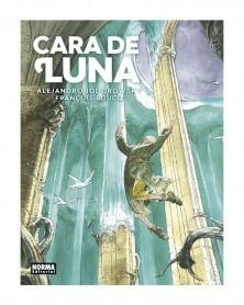 Cara de Luna, de Jodorowsky & Boucq (Ed.Integral em Castelhano) capa