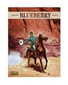 Blueberry Integral Vol.1, de Charlier & Giraud (Ed. em Castelhano)