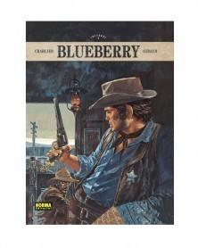 Blueberry Integral Vol.2, de Charlier & Giraud (Ed. em Castelhano) capa