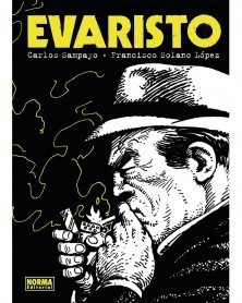 Evaristo, de Sampayo & Solano López (Ed. em Castelhano) capa