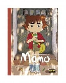 Momo Integral Vol.1 (Ed. em Castelhano) capa