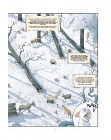 O Castelo dos Animais vol.2: As Margaridas do Inverno (Dorison & Delep) 2