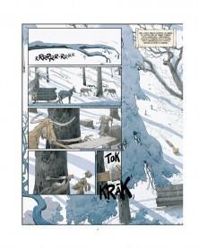 O Castelo dos Animais vol.2: As Margaridas do Inverno (Dorison & Delep) 1