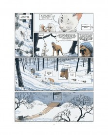 O Castelo dos Animais vol.2: As Margaridas do Inverno (Dorison & Delep) 3