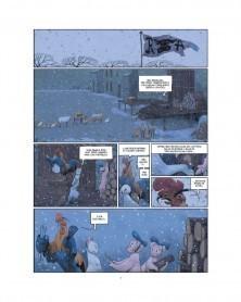 O Castelo dos Animais vol.2: As Margaridas do Inverno (Dorison & Delep) 4