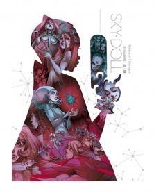 Sky Doll, de Barbucci & Canepa  (Ed. Integral em Castelhano) capa