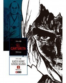 El Carterista Vol.2, de Kazuo Koike & Goseki Kojima (Ed. em Castelhano)