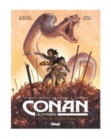 Conan Le Cimmérien: La Reine de La Côte Noire (Ed. Francesa)