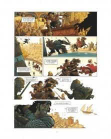 Conan Le Cimmérien: La Reine de La Côte Noire (Ed. Francesa) 2