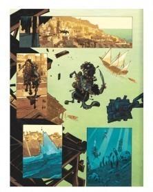 Conan Le Cimmérien: La Reine de La Côte Noire (Ed. Francesa) 4