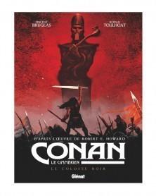 Conan Le Cimmérien: Le Colosse Noir (Ed. Francesa)