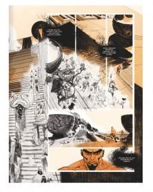 Conan Le Cimmérien: Le Colosse Noir (Ed. Francesa) 3