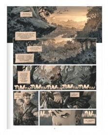 Conan Le Cimmérien: Au-delà de la Rivière Noire (Ed. Francesa) 1