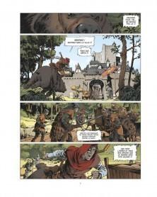Conan Le Cimmérien: La Citadelle Écarlate (Ed. Francesa) 1