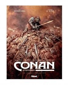 Conan Le Cimmérien: La Citadelle Écarlate (Ed. Francesa)