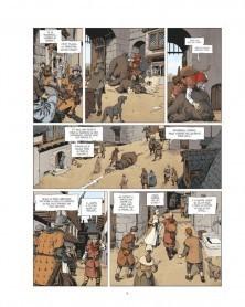 Conan Le Cimmérien: La Citadelle Écarlate (Ed. Francesa) 2