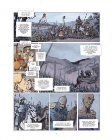 Conan Le Cimmérien: La Citadelle Écarlate (Ed. Francesa) 3