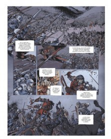 Conan Le Cimmérien: La Citadelle Écarlate (Ed. Francesa) 4