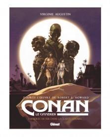 Conan Le Cimmérien: Chimères de Fer dans La Clarté Lunaire (Ed. Francesa)