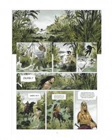 Conan Le Cimmérien: Chimères de Fer dans La Clarté Lunaire (Ed. Francesa) 1