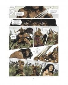 Conan Le Cimmérien: Chimères de Fer dans La Clarté Lunaire (Ed. Francesa) 3