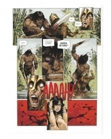 Conan Le Cimmérien: Chimères de Fer dans La Clarté Lunaire (Ed. Francesa) 4