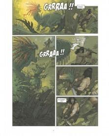 Conan Le Cimmérien: Les Clous Rouges (Ed. Francesa) 5