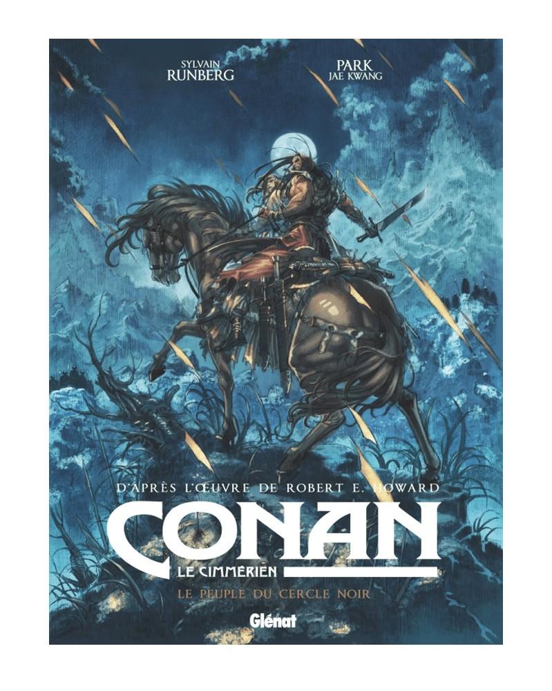 Conan Le Cimmérien: Le Peuple du Cercle Noir (Ed. Francesa)