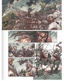 Conan Le Cimmérien: Le Peuple du Cercle Noir (Ed. Francesa) 1