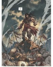 Conan Le Cimmérien: Le Peuple du Cercle Noir (Ed. Francesa) 3