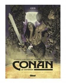 Conan Le Cimmérien: Les Mangeurs d'hommes de Zamboula (Ed. Francesa)