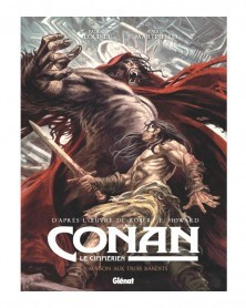 Conan Le Cimmérien: La Maison aux Trois Bandits (Ed. Francesa)