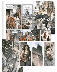 Conan Le Cimmérien: La Maison aux Trois Bandits (Ed. Francesa) 3