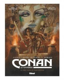 Conan Le Cimmérien: Le Dieu Dans Le Sarcophage (Ed. Francesa)